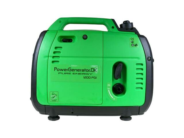 Digital Generator 1.200 W Venstre side